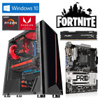 PC Gamer NEUF Quad core 4 Ghz - SSD + RAM + Win 10