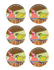 SPONGEBOB AND PATRICK Edible cake topper image Party Decoration