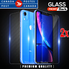 Premium Tempered Glass Screen Protector for iPhone XS XR 11 11 Pro Max (2 Pack) <br/> 🔥Premium🔥IN-STOCK🔥Case Friendly⭐⭐3 DAYS FLASH SALE⭐