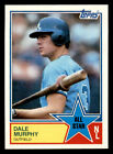 1983 Topps Baseball Cards Complete Your Set U-Pick #'s 401-600 Free Shipping on Ebay
