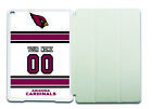 NFL Arizona Cardinals Personalized Name/Number iPad/iPad Mini Case 152920w $21.99 USD on eBay