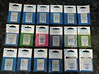 Schmetz Sewing Machine Needles -  16 Different Types!!  You Choose!! New!!