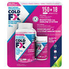 COLD-FX Extra Strength 150  18 capsules 300mg - Natural Anti-Body