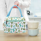 Cartoon Printed Lunch Bag Insulated Thermal Cool Bags Acc Food Supply Picni W0g5