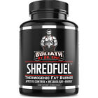 Dr Emil Shredfuel Thermogenic Fat Burner Men and Women Metabolism 60 Veg Caps