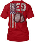 Great gift Red Friday Remember Everyone Deployed - Hanes Tagless Tee T-Shirt image
