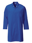 "Men's Royal Blue Lab / Warehouse Coats – 36"" to 52"""