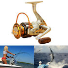 Interchangeable 12BB Ball Bearing Saltwater Freshwater Fishing Spinning Reel US $15.88 USD on eBay