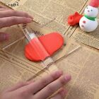 2PCS Acrylic Sculpey Non-Stick Roller Pin Stamping Brayer Polymer Clay Tool Nice image