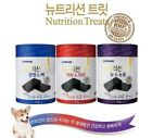FORCANS Skin Joints Eyes Nutrition Treats Pet Dog Puppy Treats Soft Snack 168g