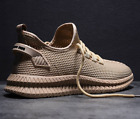 new fashion men s casual breathable sneakers running shoe sports athletic shoes