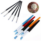 Pottery Sculpting Tools Sculpt Nail Art Craft Cake Oils Engraving Rubber Pens n image