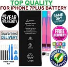 For iPhone 7 & 7 Plus Replacement  Li-Ion Battery Flex Cable + oem Tools And Tap
