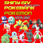 Kyпить Sword & Shield - Shiny & Non Shiny 6IV Pokebank/Transfer Pokemon - CHEAP на еВаy.соm