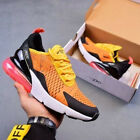 Mens Womens Air Max-270 Running Shoes Light Gym Sport Trainer Sneakers Size 3-10