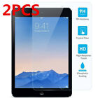 2x Tempered Glass Screen Protector for Apple iPad 3 4 5 Air Mini 5 Pro 10.5 9.7