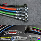 Racing Motorcycle Braided Steel Hydraulic Reinforce Brake line Clutch Oil Hose $13.25 USD on eBay