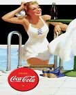 Coca Cola Vintage Poster Collection (9) - Van-Go Paint-By-Number Kit $31.15  on eBay