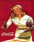 Coca Cola Vintage Poster Collection (51) - Van-Go Paint-By-Number Kit $46.73  on eBay