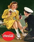 Coca Cola Vintage Poster Collection (54) - Van-Go Paint-By-Number Kit $31.15  on eBay