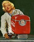 Coca Cola Vintage Poster Collection (59) - Van-Go Paint-By-Number Kit $31.15  on eBay