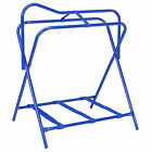 Tough-1 Tough1 Folding Floor Saddle Rack
