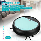 7 In 1 Smart USB Sweeping Robot Vacuum Cleaner Floor Dust 3200Pa Suction Sweeper