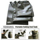10L 20L 30L Folding Oil Bag Spare Gas Fuel Tank Jerry Can For Car Motorcycle ATV $59.99 USD on eBay