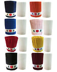 8 Colors Hibachi Chef Hat Set, Hibachi Chef Tall Hat, Headband, Plastic Net NEW