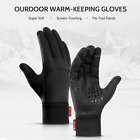 Warm Winter Gloves Motorcycle Scooter Gloves Sports Waterproof Winter Gloves USA