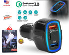 Fast Quick CAR Charger USB With Type C connector for Android & iPhone phones