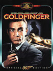 Goldfinger (DVD, 1999, Special Edition) Sean Connery James Bond New Free Ship $6.25 USD on eBay
