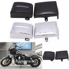 ABS Battery Side Cover For Harley Dyna Low Rider Fat Bob Switchback Super Glide $62.8 USD on eBay