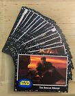 Star Wars: Journey to Rise of Skywalker Black Base singles (Complete Your Set) $2.5 USD on eBay