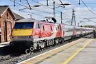 91121 LNER Grantham Class 91 Rail photo/magnet /keyring/mousemat