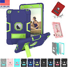 Kyпить Shockproof Heavy Duty Hard Case Stand Cover for iPad 7th Gen Air Mini 1 2 3 4 5 на еВаy.соm