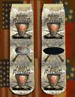 Army of the Potomac American Civil War/War Between the States crew socks