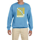 Los Angeles Chargers Justin Herbert Text Crewneck $26.99 USD on eBay
