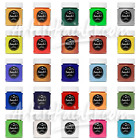 30 COLOURS - 45ml Global Colours Face Paint | Professional Body Art | + Glitters