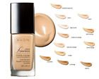 AvonTrue Colour Flawless Invisible coverage liquid foundation 30ml