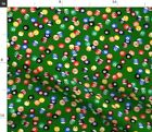 Billiards Pool Balls Pub 8 Ball Sports Fabric Printed by Spoonflower BTY $20.5 USD on eBay