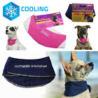 Dog Cooling Bandana Ice Cold Chill Summer Hot Weather Reusable Neck Scarf Wrap
