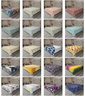 Ambesonne Funky Abstract Flat Sheet Top Sheet Decorative Bedding 6 Sizes