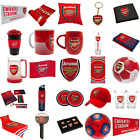 Arsenal FC Official Merchandise Gift Ideas Birthday Fathers Day Christmas Gift