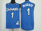 Orlando Magic #1 Tracy McGrady Blue Basketball Jersey Size: S - XXL on eBay