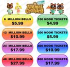Купить Animal Crossing New Horizons BELLS AND TICKETS!!!! INSTANT Delivery!!!!