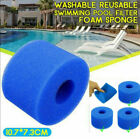 Lay In Clean Spa Hot Tub S1 Washable Bio Foam VI LAZY Filter Fast Shipping UK