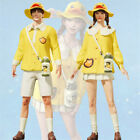 Game For Peace Little Yellow Duck Costume Cosplay Eat Chicken Boy/Girl/kid Suit