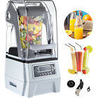 Commercial Smoothie Blender Smoothie Maker 1.5L Fruit Juicer Mixer Ice Crusher