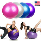 Fitness Exercise Ball Yoga Gym Home Pregnancy Relax Birthing Anti-Burst W/ Pump image